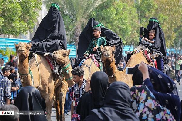عاشورای حسینی در بندرعباس