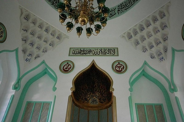 مسجد شاه جهان 6