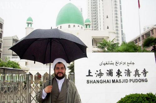 اینجا همه چیز مسجد محور است