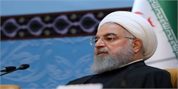 Rouhani calls for Muslims to unite against United States