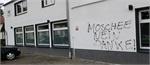 Mosque in North-western Germany vandalized