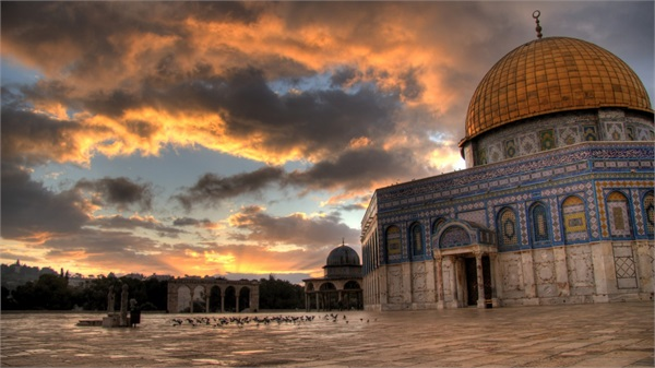 The history of Aqsa Mosque