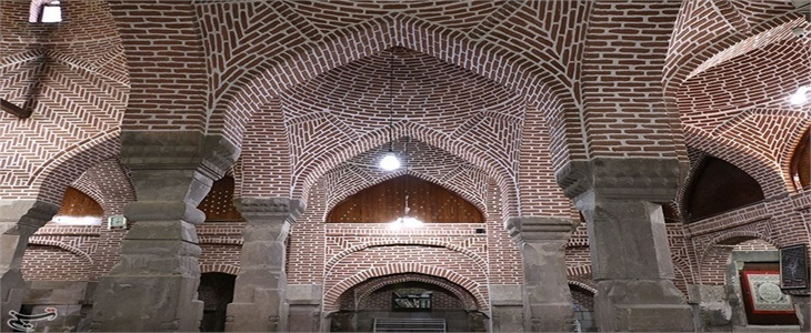 Introducing the historical mosques of Iran: Turk Mosque of Mianeh